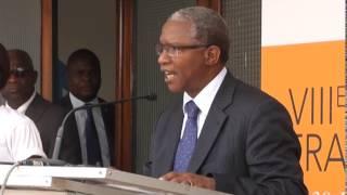 preview picture of video 'Inauguration du siège du CNJF Côte d'Ivoire/Abidjan 2017'