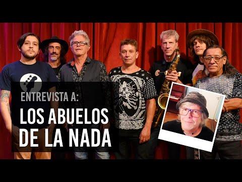 Los Abuelos de la nada video Entrevista a Juan del Barrio - Marzo 2021
