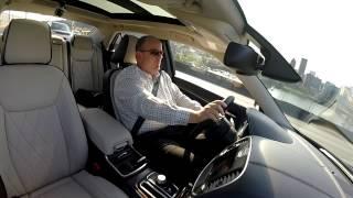 Prueba del Chrysler 300c