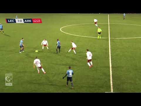 Lecco-Arezzo 2-2, la sintesi della partita