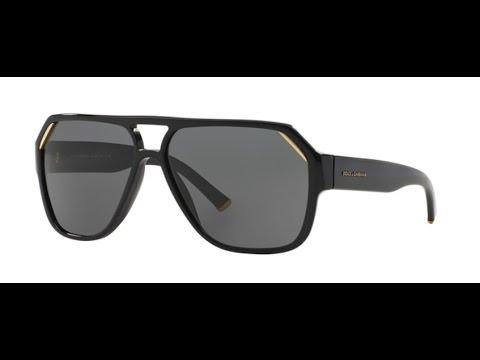 Dolce Gabbana 4138 Sunglasses 50187 SHINY BLACK