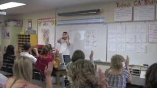 Whole Brain Teaching: High School Math