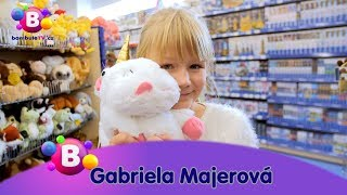 7. Gabriela Majerová - dejte jí svůj hlas