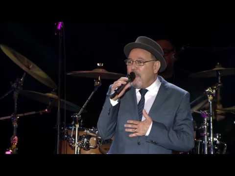 Rubén Blades con Roberto Delgado & Orquesta en vivo - Decisiones.