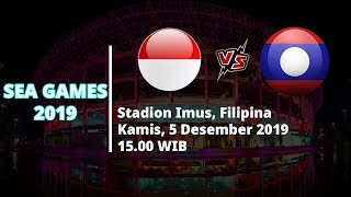 VIDEO: Live Streaming Timnas U-22 Indonesia Vs Laos di SEA Games 2019 Kamis (5/12) Pukul 15.00 WIB