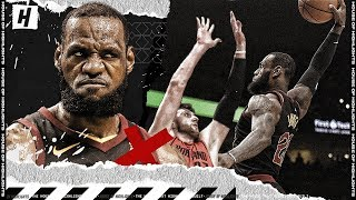 LeBron James One of the GREATEST SEASONS EVER! BEST Plays from 2017-18 NBA Season!