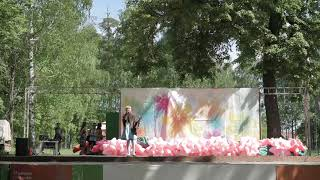 29 «Оренбургский пуховый платок» Градобоева Анастасия, МБОУМотмосская СШ