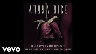 Ahora Dice (Remix) - Chris Jeday feat. Cardi B, Offset, Arcangel, Ozuna, J Balvin y Anuel AA (Video)