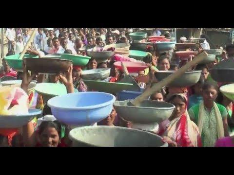 Water Cup Brings People Together (Marathi)