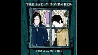The Early November - Five Years (Demo)