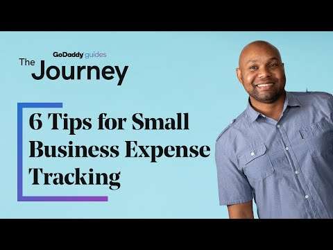 , title : '6 Tips for Small Business Expense Tracking