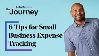 6 Tips for Small Business Expense Tracking