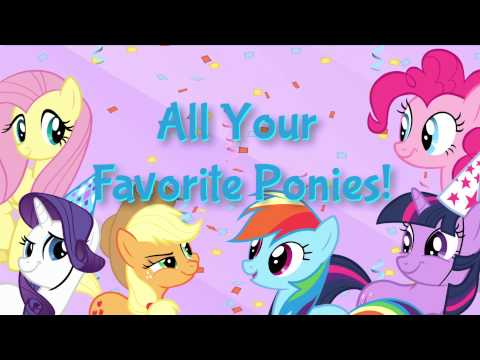 Video of My Little Pony: Party of One