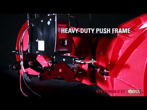 UTV Power V-XT Snowplow Features