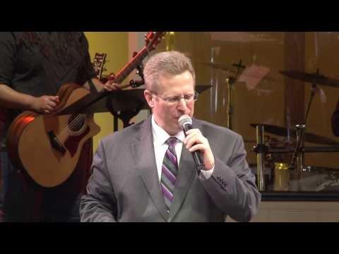 """Mercy"" – Pastor Raymond Woodward"