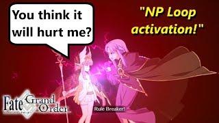 Medea  - (Fate/Grand Order) - Battle of NP Spam ~ Medea vs Circe [Salem FGO NA]