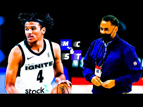 Troy Weaver Really Likes Jalen Green & Open to Trading #1 Pick in 21 NBA Draft!!!