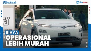 Hyundai Klaim Biaya Operasional Mobil Elektrik Ioniq dan Kona Empat Kali Lebih Murah