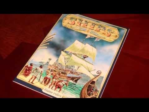 Ships - Board Game Overview