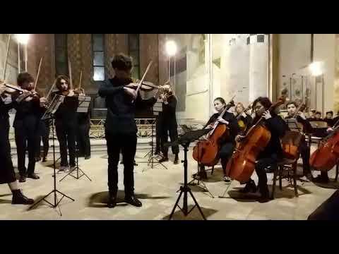 A. Vivaldi: L'Inverno, Largo