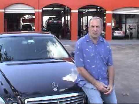 Jay, a satisfied customer explains why European Auto Service in Boca Raton, FL makes him happy with his Mercedes service and repair.