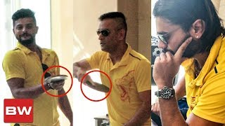 REVEALED: What CSK Players were doing OFF-FIELD? | IPL 2018 | Dhoni | Raina | Murali Vijay
