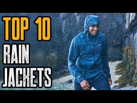 TOP 10 BEST WATERPROOF JACKETS FOR MEN 2021