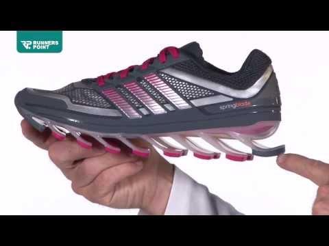 Damen Laufschuh Adidas Springblade