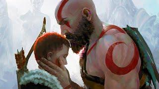 GOD OF WAR 4 - Full Movie All Cutscenes 60FPS (PS4 Pro)