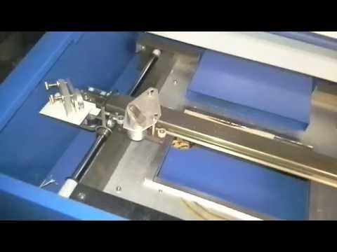 Problem Chinese K40 Laser Cutter Won't Go in Home Position