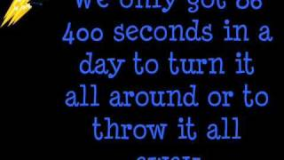 Kris Allen- Live Like We're Dying lyrics