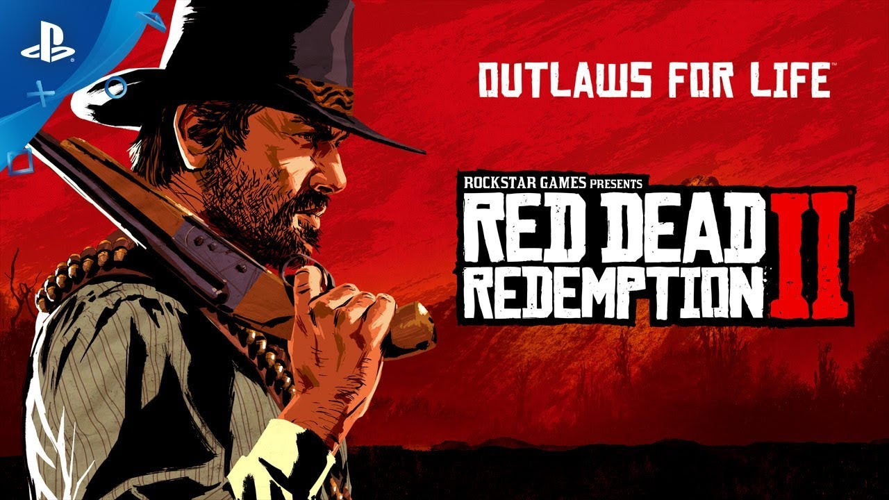 Red Dead Redemption 2: Launch Trailer Now Available