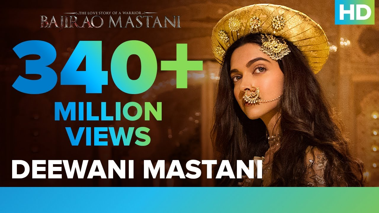 Deewani Mastani Hindi lyrics