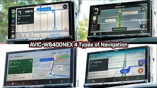 Pioneer AVIC-W8400NEX - Wireless Apple Carplay and Android Auto, Built in NAV and Wireless Mirroring
