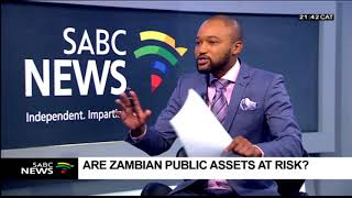 Reports that China is set to take over Zambia's Zesco: Emmanuel Mwamba