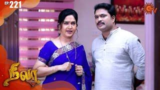 Nila - Episode 221 | 7th December 19 | Sun TV Serial | Tamil Serial