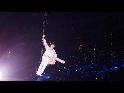 190504 Jungkook Euphoria @ BTS 방탄소년단 Speak Yourself Tour in Rose Bowl Los Angeles Concert Fancam