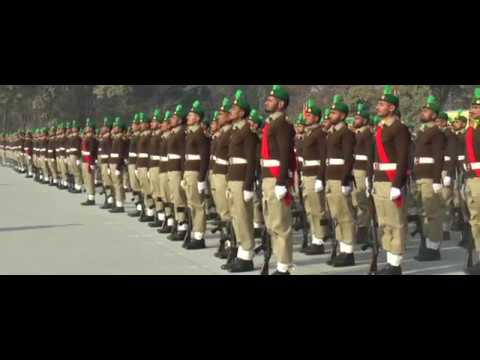 Pakistan Army Passing out (2018) Part 1