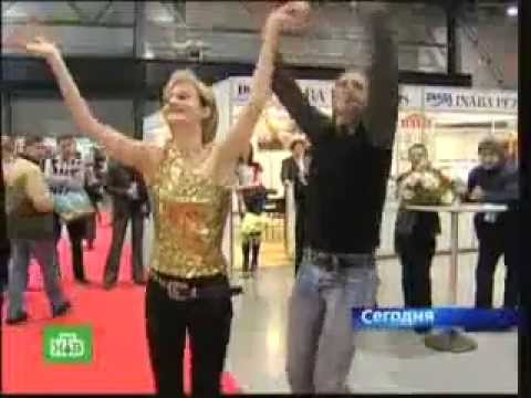 Жан Пати. НТВ-новости 10-летие на сцене