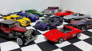 Opening Older Hot Wheels Models
