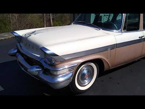 1957 Packard Clipper (CC-1343267) for sale in Deep River, Connecticut