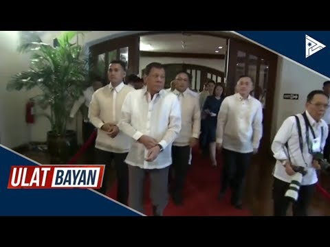 Proposed 2019 National Budget, isusumite na ni Pangulong #Duterte sa Kongreso