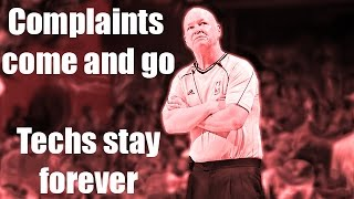 Joey Crawford: Top 10 Worst CallsTechsEjections