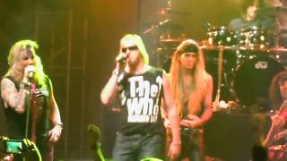 Steel Panther / w members of Judas Priest- You Got Another Thing Coming