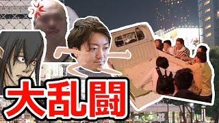 渋谷のハロウィンを無力化してみた#25