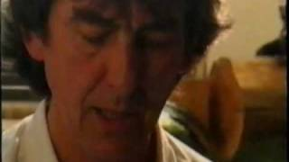 George Harrison talks about his Fender Stratocaster