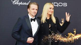 Sarah Connor   Komm Her, Schatz! Seltener Auftritt Mit Ehemann Florian Beim BAMBI