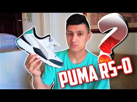 WATCH BEFORE YOU BUY! PUMA RS-0 | Best New Retro Sneaker? (REVIEW)
