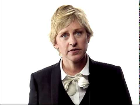 Be An Ally and A Friend - Ellen DeGeneres PSA