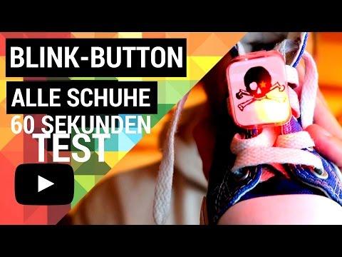 BLINKSCHUHE TEST REVIEW DER BLINK BUTTON!